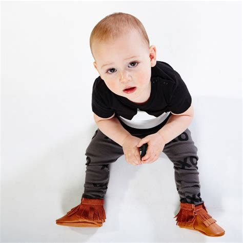 7 Stylish Neutral Clothes by Huxbaby Gives Unisex Organic Baby Clothes A Stylish Spin