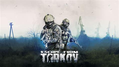 wallpaper escape  tarkov video game  uhd