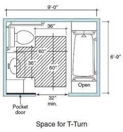Ada Bathroom Floor Plans Accessible Living Bathroom Wheelchair Clearance T Turn