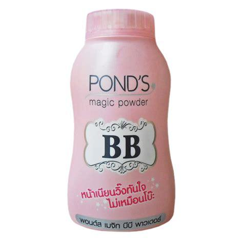 Pond Magic Powder bb пудра ponds magic powder