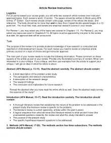 Article Essay Format by How To Write A Journal Article Summary In Apa Format Cover Letter Templates