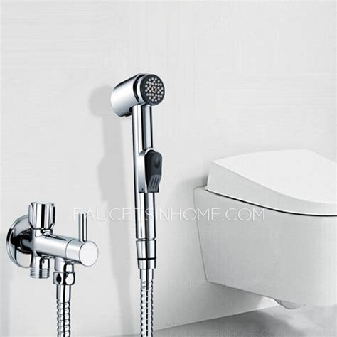 Bidet Shower by Classic Held Spray Wall Mounted Bidet Faucet
