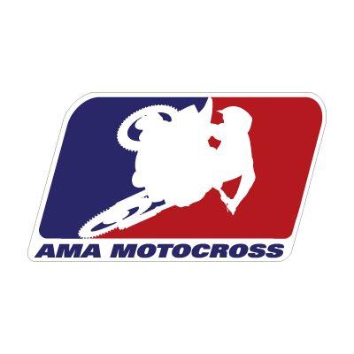 Ama Motocross Vector Logo Ama Motocross Logo Vector Free