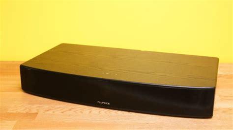 best soundbase fluance ab40 soundbase review small powerful affordable