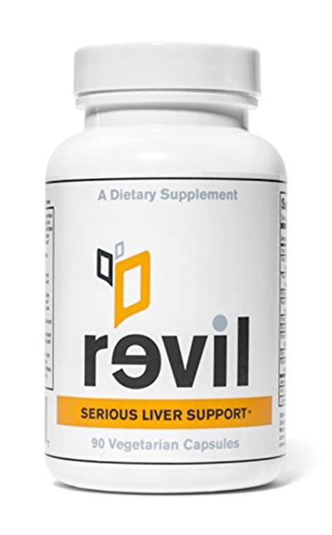 Alpha Lipoic Acid And Liver Detox by Revil Serious Liver Support Liver Detox With Alpha