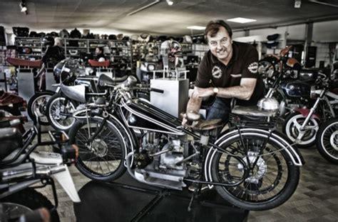 Bmw Motorrad Zeitung by Jochen Siebenrock Und Seine Alten Bmw Motorr 228 Der Die