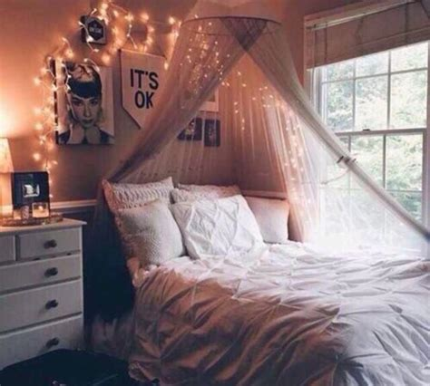 girly tumblr bedrooms bedroom girly tumblr tumblr room интерьер image 3821031 by helena888 on