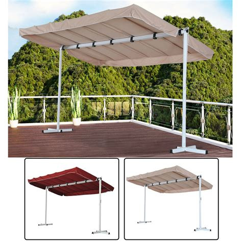 free standing gazebo outsunny outdoor gazebo canopy free standing shelter