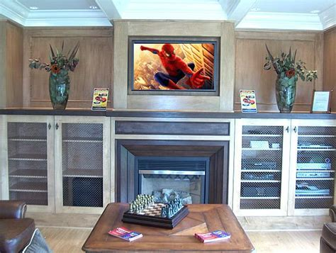 Home Theater Decor Pictures Modelo