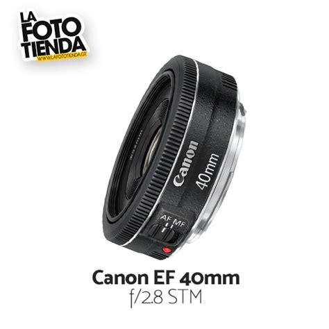 Canon Ef 40mm F2 8 Stm canon ef 40mm f2 8 stm gt la fototienda