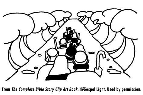 cloud by day pillar of fire by night coloring pages