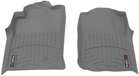 weathertech floor mats for toyota tacoma 2011 wt460211