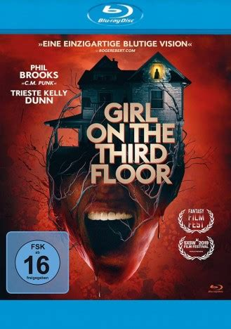 Girl    Floor Blu Ray