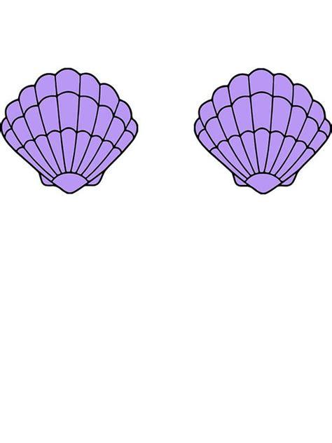 Mermaid Shell ariel mermaid shell bra pattern by nemofish