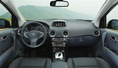 renault koleos 2015 interior 2013 renault koleos interior indian autos blog