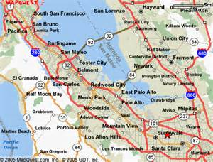 map of south bay california pictures to pin on