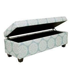 fabric covered storage bench 17 best images about storage ottoman on pinterest linen