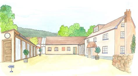 Ashcombe Cottages by 2014 At Ashcombe Ashcombe Cottages