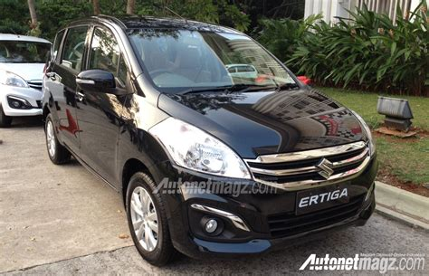maruti ertica 2015 ertiga facelift will be launched on october 10th