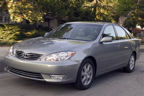 2005 Toyota Camry Value 2005 Toyota Camry Specs Pictures Trims Colors Cars