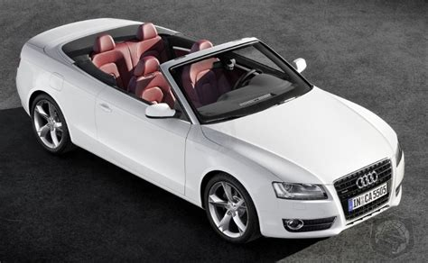 audi convertible hardtop updated first audi a5 s5 convertible photos studs or