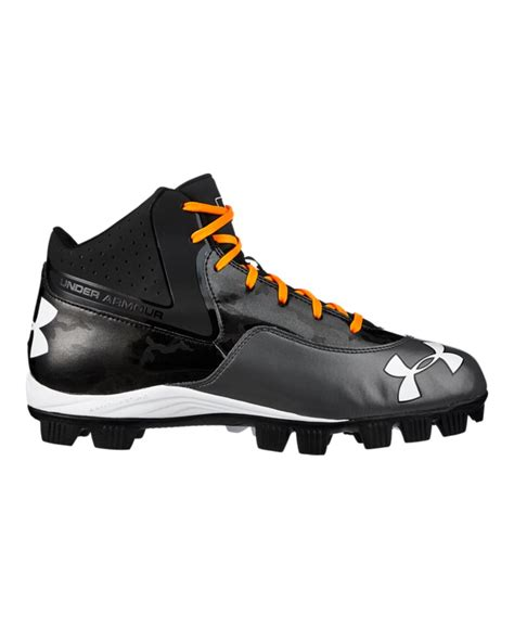 armour baseball shoes mens armour ignite mid rm cc baseball cleats