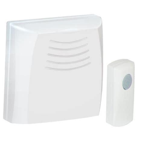 Honeywell Rcwl110a1006 N Wall Mount Wireless Door Chime
