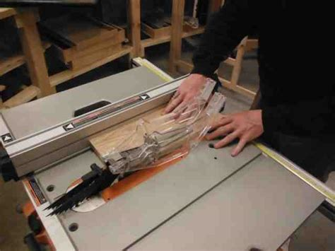 Ridgid 10 Inch Table Saw R4510 Review A Concord Carpenter