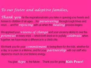 Thank You Letter Foster Mom happy mother s day in the united states