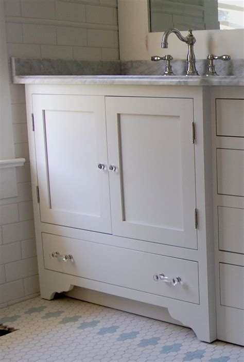 Cottage Style Vanities For Bathrooms by Furniture Style Bathroom Cabinets Bathroom Cabinet