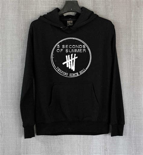 Jaket Sweater Hoodie 5sos 5 Seconds Of Summer 1 5sos shirt 5 seconds of summer hoodie from sugarfoil on etsy