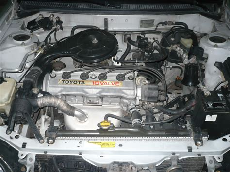 motor de toyota 1996 toyota corolla 1 6 engine 1996 free engine image