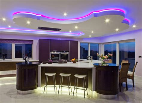 kitchen lighting ideas led 16 awesome kitchen led lighting ideas that will amaze you