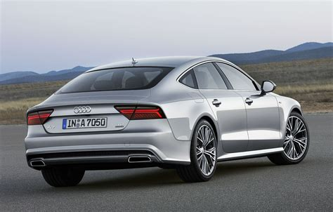Audi A7 Upgrades by 2014 Audi A7 Sportback Revealed With Facelift And Power