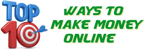 Money Making Ways Online - 10 creative ways to make money online how to code