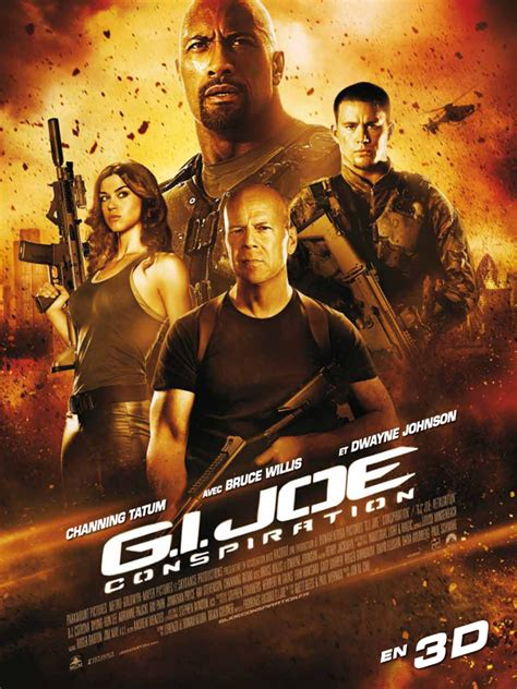 sinopsis film gi joe g i joe conspiration film 2013 allocin 233