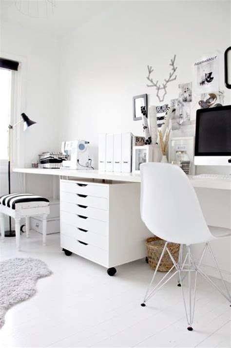 Black And White Desk Chair Design Ideas Design Inspiration To Decorate Your Office Workshop Studio Or Craft Room Part 2