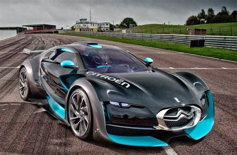 Citroen Sports Car by Citroen Survolt This Is An All Electric Sports Car Ev