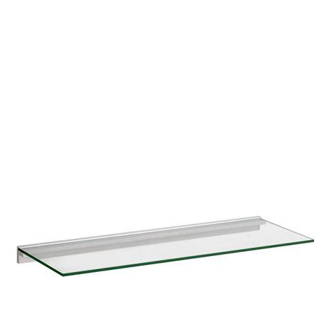 Shelf Kit by Large Glass Shelf Kit 900x300x10mm Mastershelf