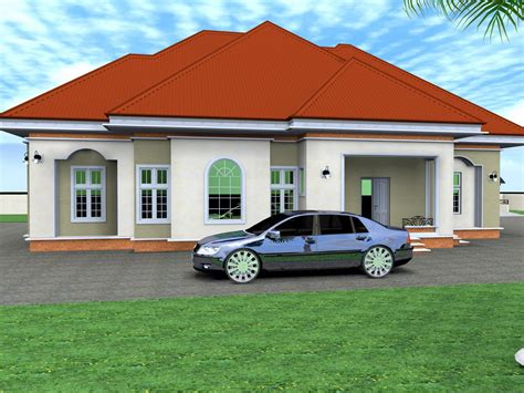 design bungalow house residential homes and public designs 3 bedroom bungalow