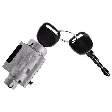 replacement ignition lock cylinder keys  chevy