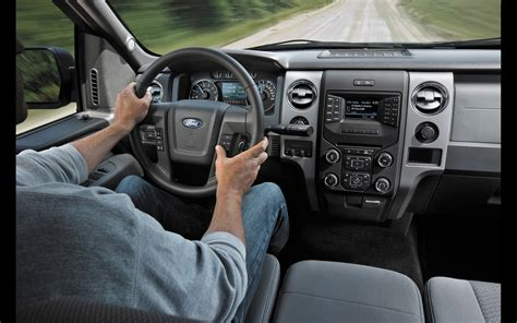 Ford F150 Interior by 2014 Ford F 150 Interior 2 1920x1200 Wallpaper
