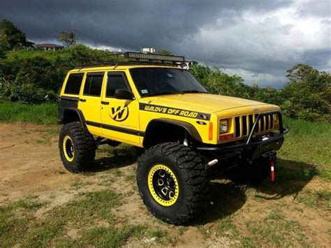 jeep cherokee yellow jeep cherokee off road edition waldys my boy m
