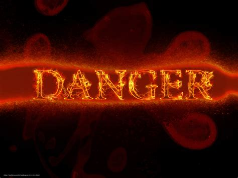 wallpaper 3d danger download wallpaper danger fire blood free desktop