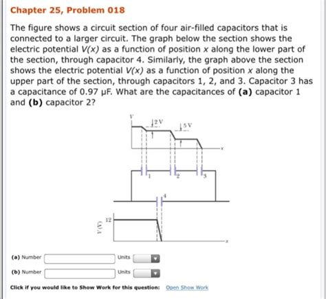 section 20 3 electric circuits answers the figure shows a circuit section of four air fil
