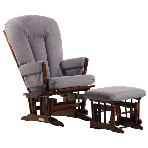 dutailier glider and ottoman replacement cushions dutailier multi position reclining two post with deluxe