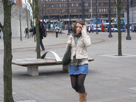 Pics And A Few Candids by Candid Skirts Boots And Tight Tops A Few More To Enjoy