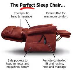 Office Chair You Can Sleep In The Sleep Chair Sit Sleep Relax Or Get Up And Go