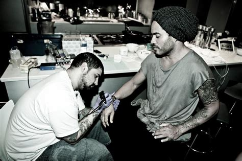 lenny kravitz tattoos 23 best images about lenny kravitz and eleutheria on