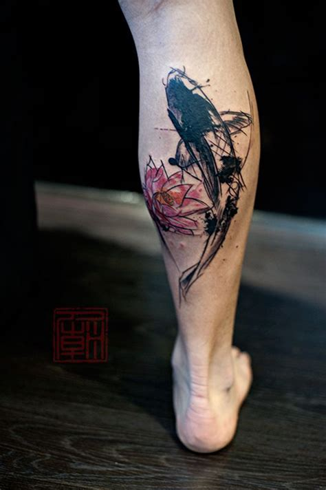koi tattoo up or down koi fish tattoo on foot koi fish tattoo ideas